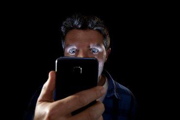 Waarom een smartphone slecht kan zijn voor je ogen