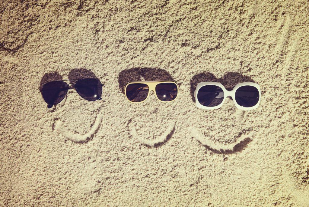 Comment tester lunettes soleil